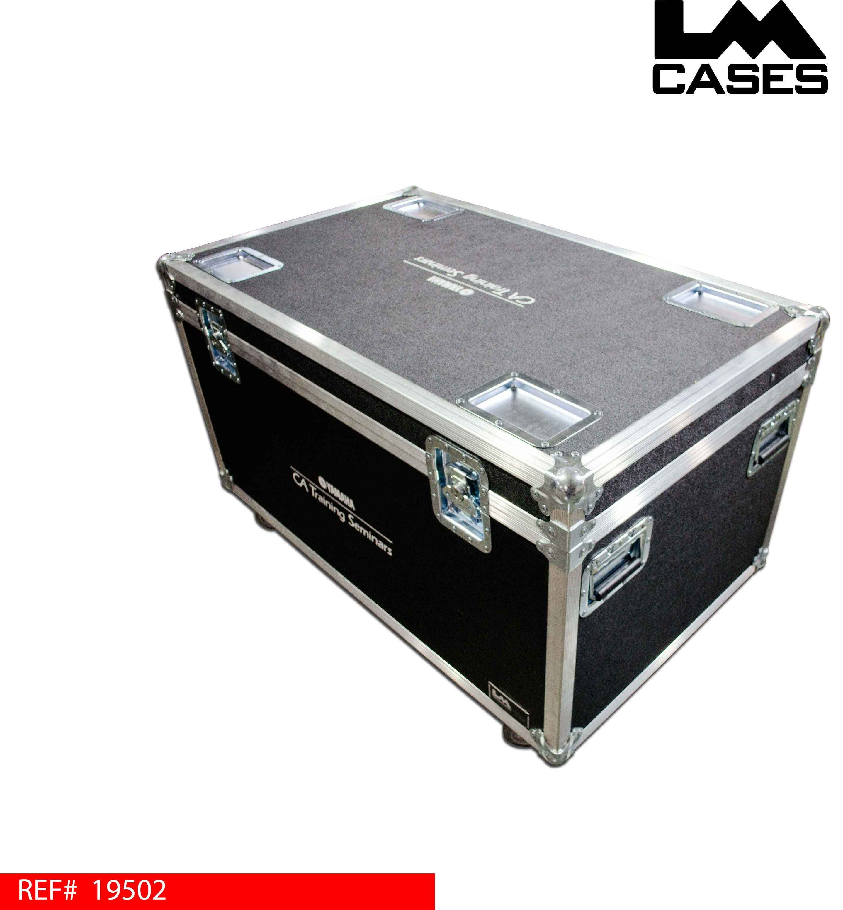 Lm cases products for Yamaha commercial audio