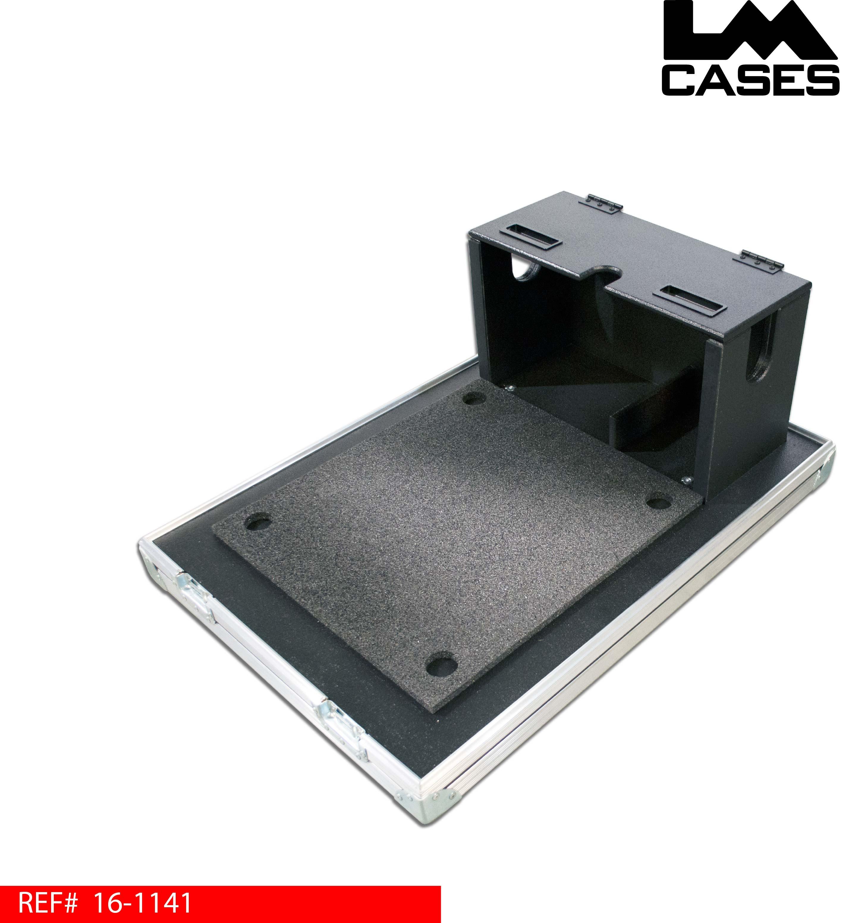 yamaha ql1. yamaha ql1 mixing console case with doghouse ql1